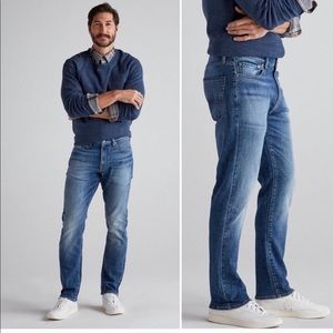 Men's Lucky Brand 410 Athletic Slim Jeans Sz 36